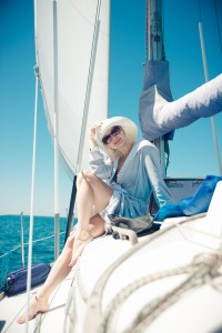 mary paid on boat shutterstock_112059977